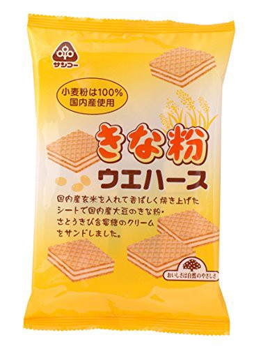サンコー きな粉ウエハース 30個×12袋