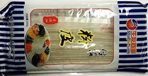 緑豆粉皮 【5点セット】 板状の春雨 業務用 200gX5点