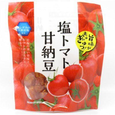 テイクオフ 塩トマト甘納豆 170g 2コ入り