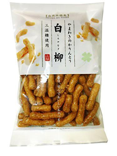 山脇製菓 自然派優先 白柳かりんとう 100g×16袋