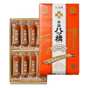 京名物 井筒八ッ橋 化粧箱入り 36枚(3×12袋)