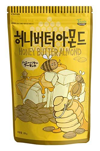 ハニーバターアーモンド 250g 韓国