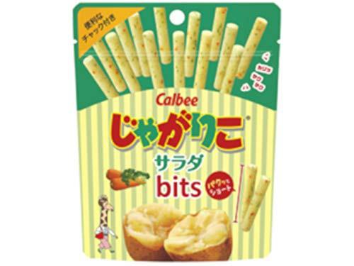 カルビー じゃがりこ サラダ bits 1箱
