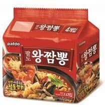 【PALDO】パルド NEW ワン(ブル)チャンポン139gX4個 韓国食品/韓国食材/ラーメン/PALDO/パルド/ブルチャンポン