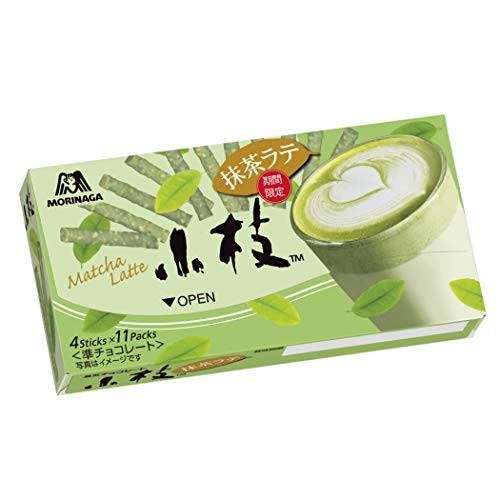 森永製菓 小枝 抹茶ラテ 44本 ×10箱