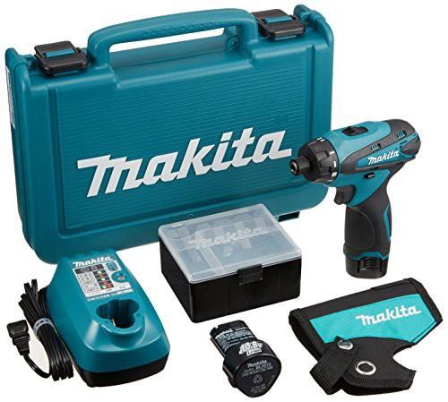 商品名マキタ(Makita) 充電式ドライバドリル 10.8V 1.3Ah バッテリー2個付き DF030DWX