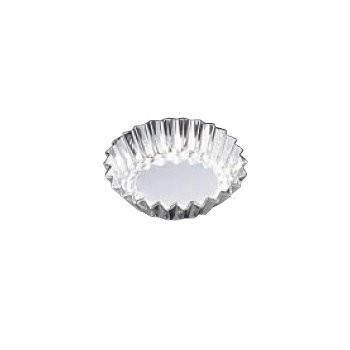 ディスポディッシュ マドレーヌ型アルミ(中) (20枚入) :PP- /1-9237-05