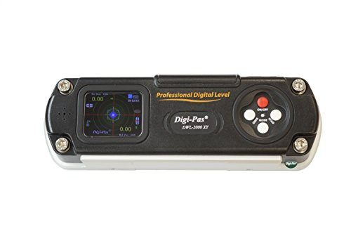 DigiPas 2軸 高精度デジタル水準器 水平器 角度計 傾斜計 DWL2000XY