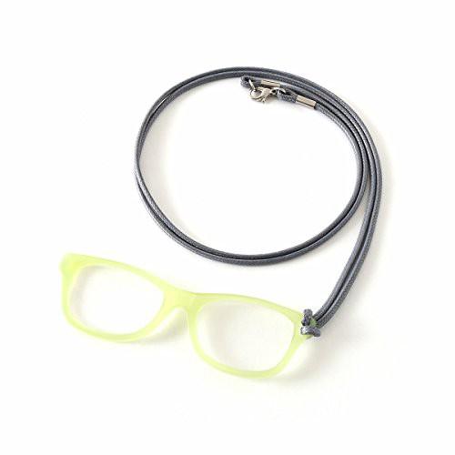 MIDI シンプルでお洒落なペンダントルーペ (ウェリントン) ルーペ 拡大鏡 携帯 ペンダント ルーペ おしゃれ かわいい 携帯用 ネックレス
