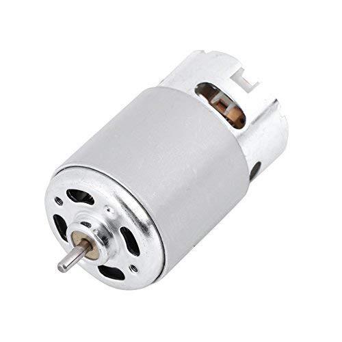 DC12-24VDCモータ 22000rpm RS-550マイクロモーター 電気モーター ギヤモータ オーディオ/ビデオ機器/複写機/CNC機械/ロボット/各種コー