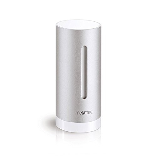NETATMO (ネタトモ) 測定箇所を増やせる屋内用追加モジュール (ウェザーステーション専用) 温度・湿度・二酸化炭素を測定 [並行輸入品]