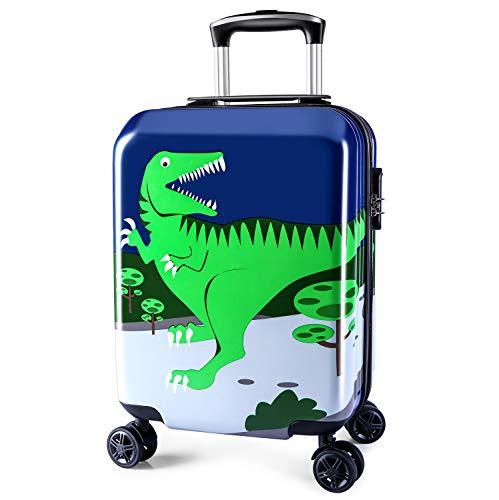 Grade UP キャリーケース 子供 スーツケース かわいい 静音キャスター 四輪 軽量 ABS素材 ロック搭載 機内持込み アルミフレーム 旅行