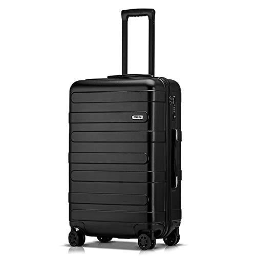 (ヴィヴィシティ) Vivicity スーツケース 機内持込可 大容量 大型軽量 8輪 静音 TSAロック搭載 100%PC【1年間修理保証対応】