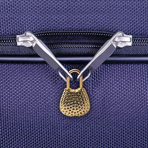 AceCamp TSAロック スーツケースロック ジッパーロック ワイヤータイプ ステンレスタイプ ハート型 かわいい 3桁 ダイヤル 南京錠 旅行
