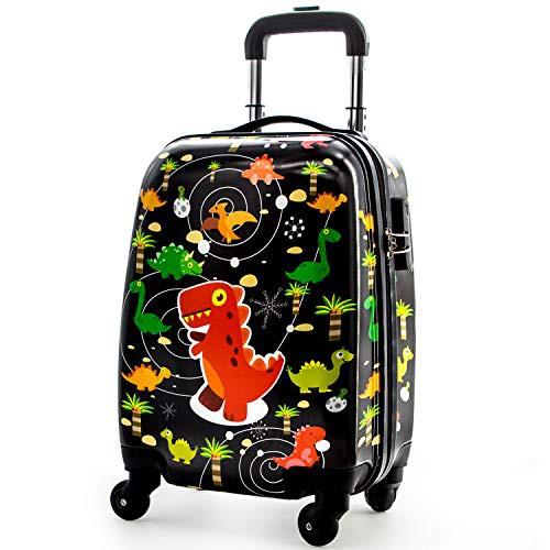 バオバブの願い キャリーケース 子供 スーツケース かわいい キャラクター 静音キャスター 機内持込み 四輪 軽量 ABS素材 ロック搭載 ア