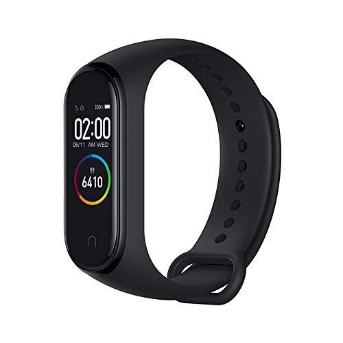 商品名Edwaybuy Xiaomi Mi band 4 2019最新 Xiaomi シャオミ スマートブレスレット 活動量計 万歩計 心拍計 腕時計 健康管理 睡眠モニタ