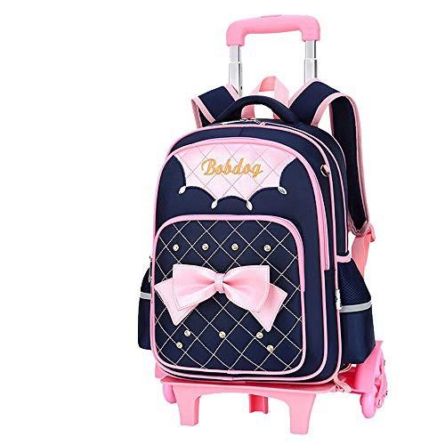 BANSUSU かわいい 子供用 キャリーケース リュックのセット リュックサック バックパック デイパック 2way バッグ トロリー 旅行 鞄 女の