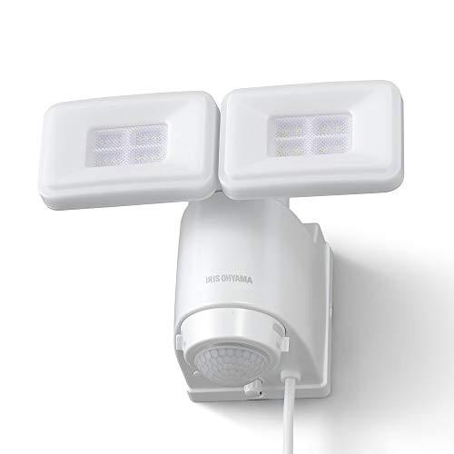 商品名アイリスオーヤマ(IRIS OHYAMA) AC式LED防犯センサーライト AC式LED防犯センサーライト LSL-ACTN-1200 パールホワイト
