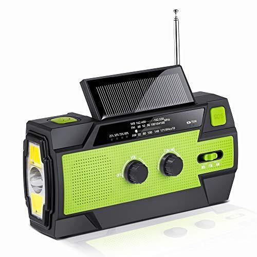 商品名防災ラジオ 防災懐中電灯ラジオ 人感センサー手回し充電ラジオ ソーラー充電器 緊急ラジオ AM/FM対応携帯式ラジオ 非常用照明器具