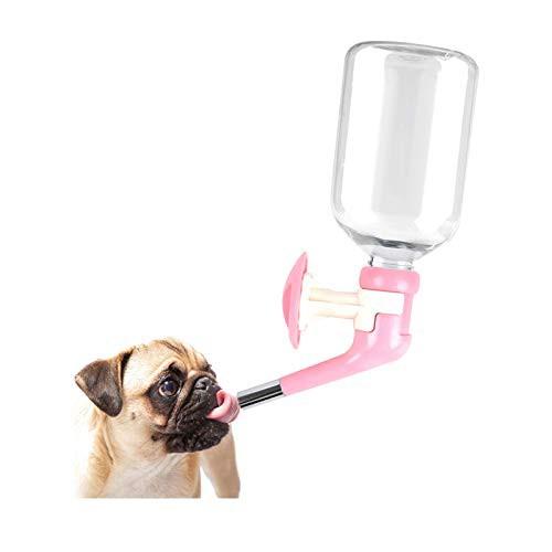 Andiker ペットドリップボトル犬ウォーターノズル給水器 自動式取り付け 使いやすい漏れない水飲み器 犬ウォーターノズル 水漏れ防止機能