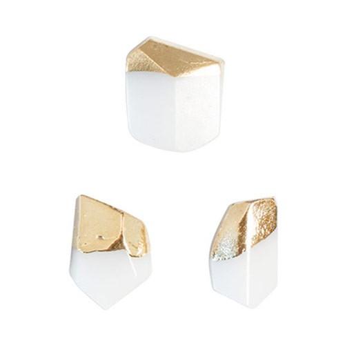 Bonnail ×mda Aura Quartz Luxe chalk(チョーク) ゴールド 【ネイルアート/ネイルパーツ/ネイルストーン/ネイル用品】