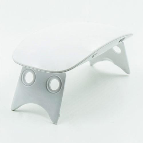Bonnail UV LED ポータブルライト6W ホワイト 【ジェルネイル/ネイル用品/ネイルライト/ジェルライト/ハイブリッド/ジェルランプ】