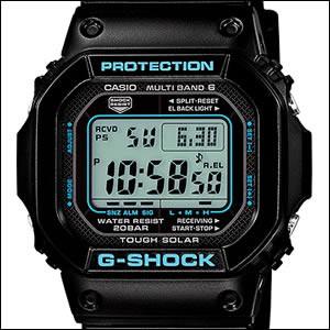 CASIO カシオ 腕時計 GW-M5610BA-1JF メンズ G-SHOCK ジーショック BLACK×BLUE Series ブラックブルーシリーズ