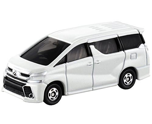トミカ No.84 トヨタ ヴェルファイア(初回特別仕様)