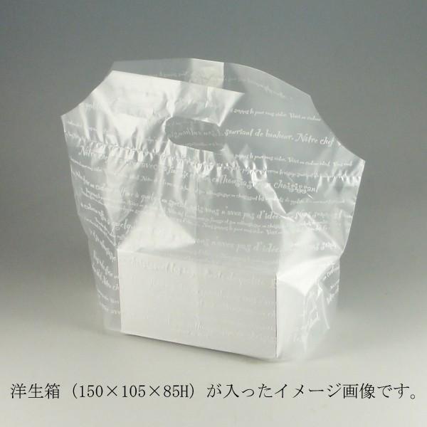 【直送/代引不可】フラットバッグ 3S フランス 1000枚