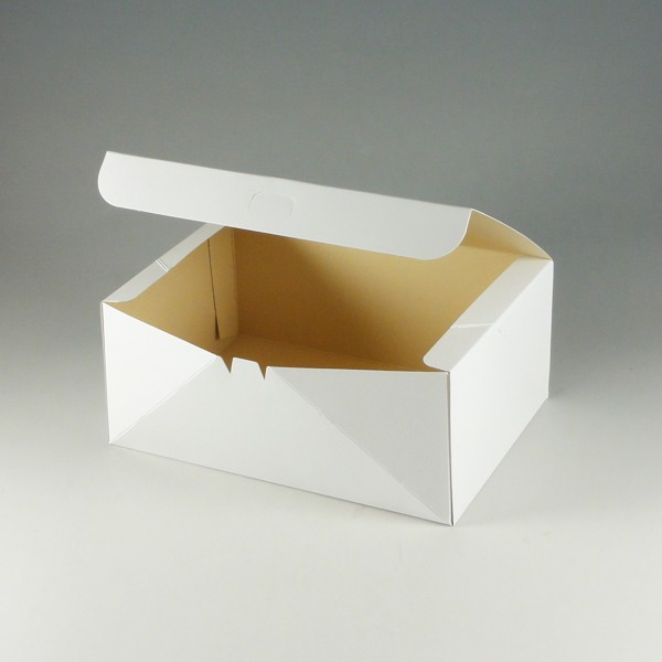 食品箱 ケーキ箱 洋生白C 50枚