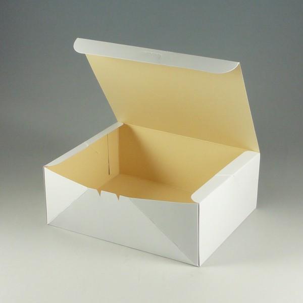 食品箱 ケーキ箱 洋生白D 100枚