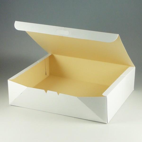 食品箱 ケーキ箱 洋生白F 100枚