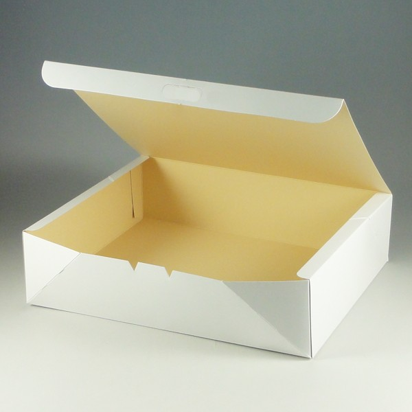 食品箱 ケーキ箱 洋生白F 10枚