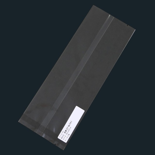 合掌平袋 GT No.7A1 バラ 80×220mm 透明・脱酸素剤対応 100枚
