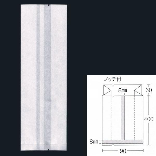 合掌ガゼット袋 GR No.35 バラ 90×60×400 レーヨン紙 200枚