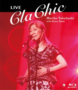 【Blu-ray】LIVE ClaChic(Blu-ray Disc)/高橋真梨子 [VIXL-168] タカハシ マリコ