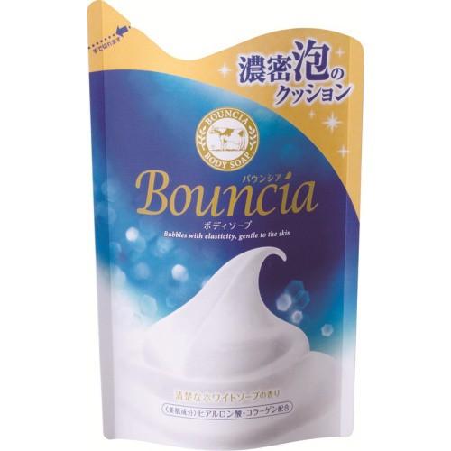 バウンシアボディソープ 清楚なホワイトソープの香り 430ml [詰め替え用]