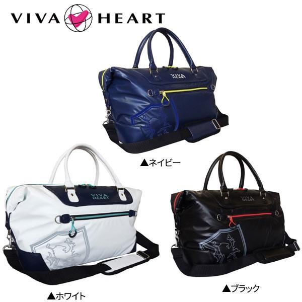 【ボストンバッグ】 VIVA HEART 【HEART】 ボストンバッグ VHB018 【VHB018】 【ゴルフ】 【ビバハート】 ビバハート ゴルフ 【VIVA】