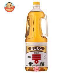 送料無料 【2ケースセット】 ミツカン 米酢(華撰) 1.8Lペットボトル×6本入×(2ケース)