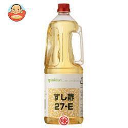 送料無料 【2ケースセット】 ミツカン すし酢 27-E 1.8Lペットボトル×6本入×(2ケース)