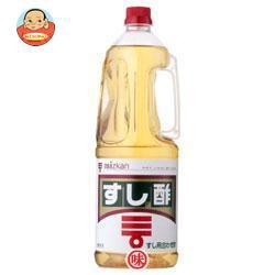 送料無料 【2ケースセット】 ミツカン すし酢 1.8Lペットボトル×6本入×(2ケース)