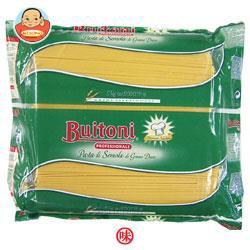 送料無料 【2ケースセット】 ブイトーニ No.74 スパゲティーニ プレミアム(1.5mm) 5kg×3袋入×(2ケース)