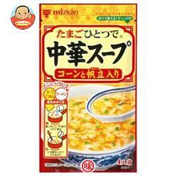 送料無料 【2ケースセット】 ミツカン 中華スープ コーンと帆立入り 37g×20(10×2)袋入×(2ケース)