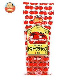 送料無料 ハグルマ JAS特級 トマトケチャップ 1kgチューブ×12本入