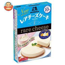 送料無料 【2ケースセット】 森永製菓 レアチーズケーキミックス 110g×30(5×6)箱入×(2ケース)
