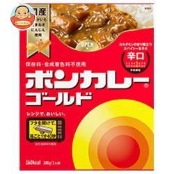 送料無料 【2ケースセット】 大塚食品 ボンカレーゴールド 辛口 180g×30個入×(2ケース)