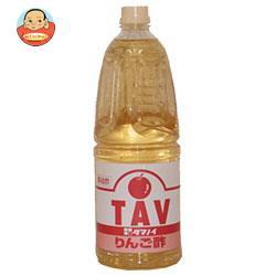 送料無料 【2ケースセット】 タマノイ タマノイりんご酢 1.8Lペットボトル×6本入×(2ケース)