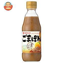 送料無料 ミツカン ごまぽん 350ml瓶×12本入