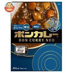 送料無料 【2ケースセット】 大塚食品 ボンカレーネオ 濃厚スパイシーオリジナル 辛口 230g×30個入×(2ケース)