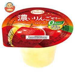 【送料無料】【2ケースセット】 たらみ 濃いゼロカロリー 濃いりんごゼリー0kcal 195g×24(6×4)個入×(2ケース)
